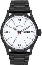 Nixon Sentry SS Watch - black/white