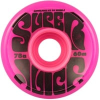 OJ Super Juice Skateboard Wheels - pink (78a)