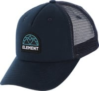Element Icon Mesh Trucker Hat - total eclipse