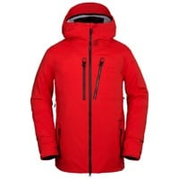 Volcom Guch Stretch Gore-Tex Jacket 2019 - fire red