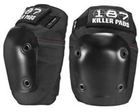 187 Killer Pads Fly Knee Pads - black