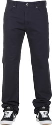 RVCA Daggers Twill Pants - new navy