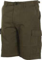 Ghetto Wear Heritage Cargo Pants - army green
