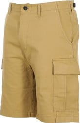 Ghetto Wear Heritage Cargo Pants - khaki