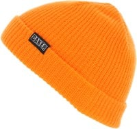Baker Brand Logo Beanie - orange