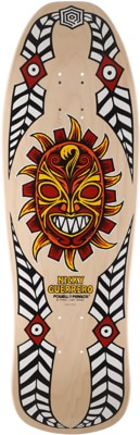 Powell Peralta Nicky Guerrero Mask 10.0 Skateboard Deck - natural - view large