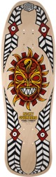 Powell Peralta Nicky Guerrero Mask 10.0 Skateboard Deck - natural