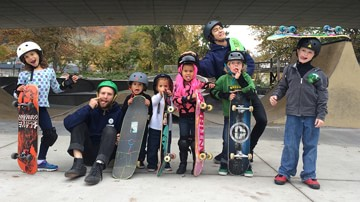 River House Skateboard Program Fundraiser | Eugene, OR