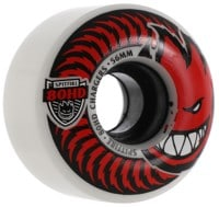 Spitfire 80HD Chargers Classic Skateboard Wheels - white/red (80d)