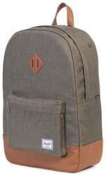 Herschel Supply Heritage Backpack - canteen crosshatch/tan