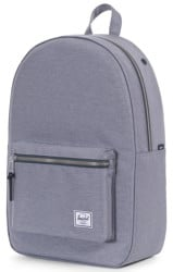 Herschel Supply Settlement Backpack - mid grey crosshatch/black/light grey crosshatch
