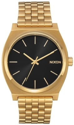 Nixon Time Teller Watch - all gold/black sunray - view large