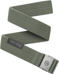 Arcade Belt Co. Ranger Belt - ivy green