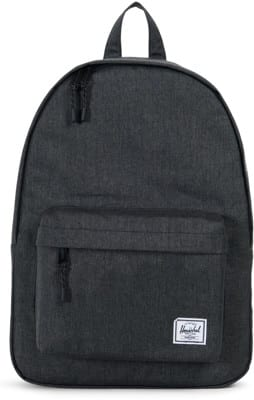 Herschel Supply Classic Backpack - black/crosshatch - view large