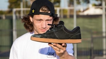 Etnies Joslin Skate Shoes Wear Test Review With Chris Joslin