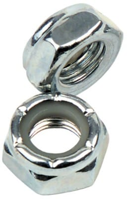 Independent Genuine Parts Kingpin Nuts (Pair) - silver - view large