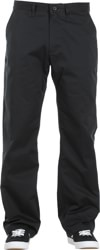 Nike SB FTM Chino Loose Pants - black