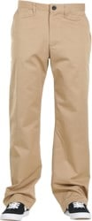 Nike SB FTM Chino Loose Pants - khaki