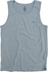 Volcom Solid Heather Tank - arctic blue