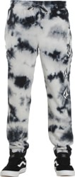 Volcom Deadly Stone Fleece Sweatpants - storm
