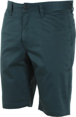 Volcom Frickin Modern Stretch Shorts - navy green - view large