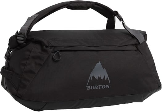 Burton Multipath 60L+ Expandable Duffle Bag - true black ballistic - view large