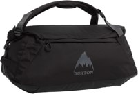Burton Multipath 60L+ Expandable Duffle Bag - true black ballistic