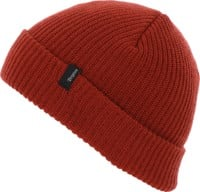 Brixton Heist Beanie - red orange