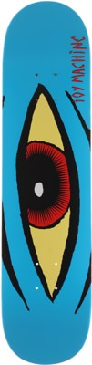 Toy Machine Sect Eye 7.875 Skateboard Deck - blue - view large