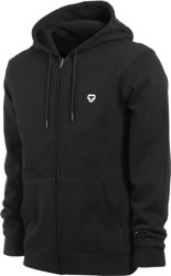 Tactics Icon Zip Hoodie - black