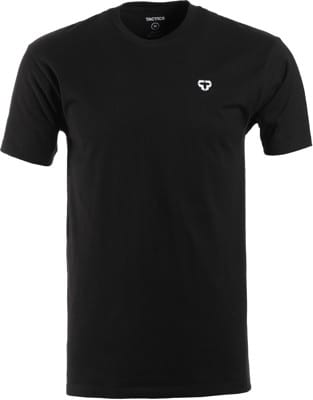Tactics Icon T-Shirt - black - view large