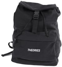 Theories Stamp Camper Backpack - black