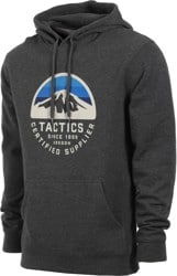 Tactics Bachelor Hoodie - gunmetal heather