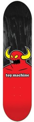 Toy Machine Monster 7.75 Skateboard Deck - black