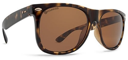 Dot Dash Kerfuffle Sunglasses - tortoise/bronze polarized - view large