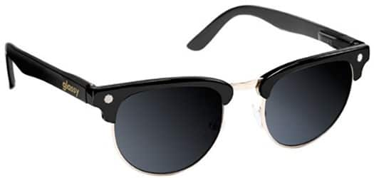 Glassy Morrison Sunglasses - black/gold - view large