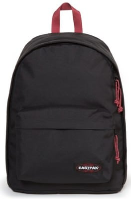 Eastpak Out Of Office Backpack - black/red - view large
