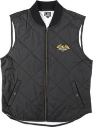 Loser Machine Condor Lite Vest Jacket - black