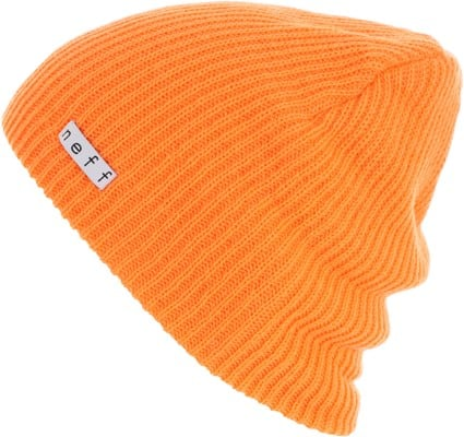 Neff Daily Beanie - orange v1 - view large
