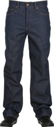 Brixton Labor 5-Pocket Jeans - raw indigo