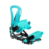 Spark R&D Women's T1 Arc Splitboard Bindings 2019 - turquoise