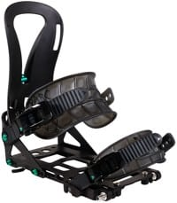 Spark R&D Women's T1 Arc Pro Splitboard Bindings 2019 - black