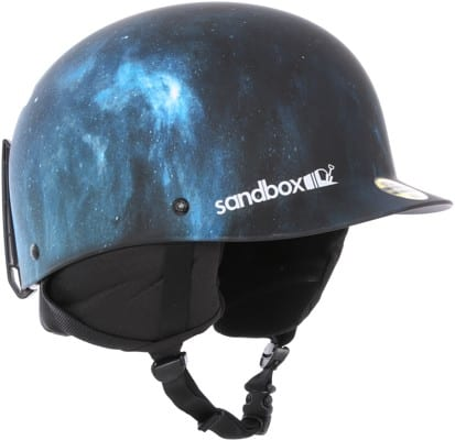 Sandbox Classic 2.0 Snowboard Helmet - spaced out (matte) - view large
