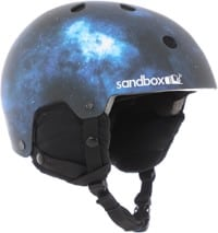 Sandbox Legend Snowboard Helmet - spaced out (matte)