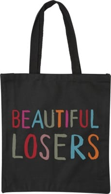 RVCA Beautiful Losers ANP Tote Bag - black - view large
