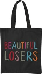 RVCA Beautiful Losers ANP Tote Bag - black