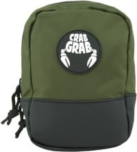 Crab Grab Binding Bag - army green