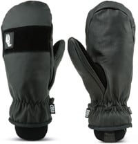 Crab Grab Man Hands Mitts - black