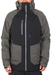 686 Hydrastash Reservoir Insulated Jacket (Closeout) - black colorblock