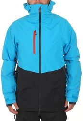 686 Hydrastash Reservoir Insulated Jacket (Closeout) - bluebird colorblock